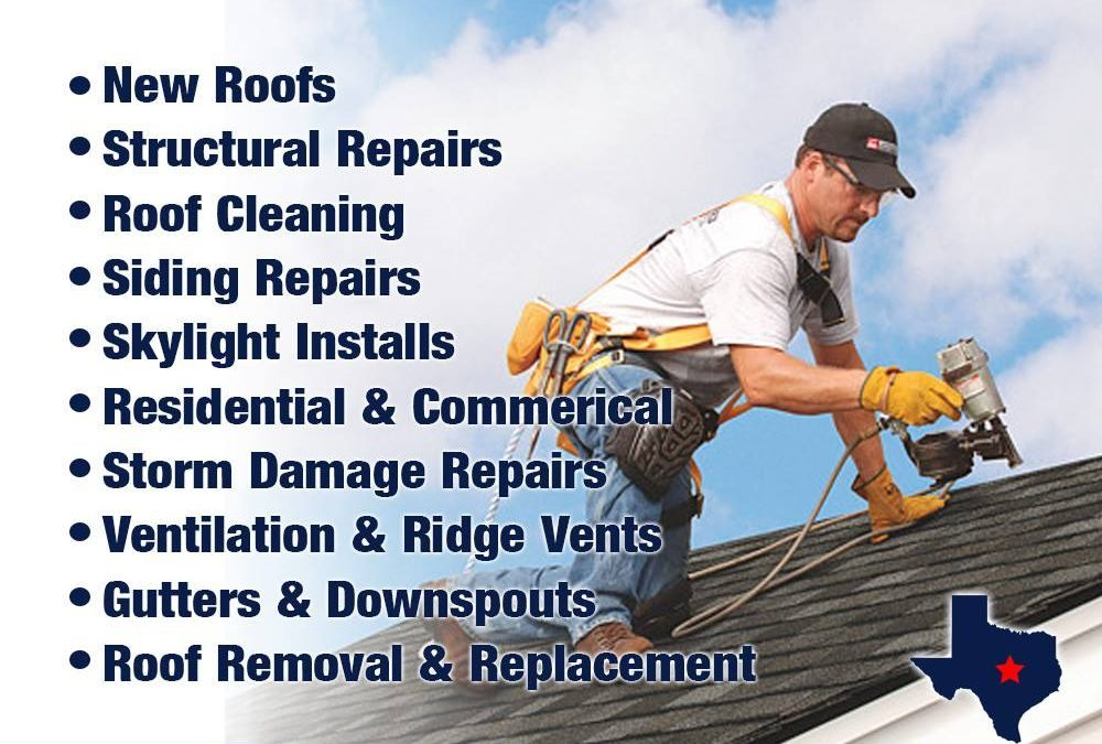 When should you install a new roof?